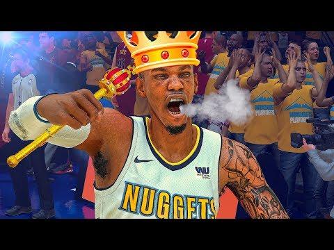Craziest Comeback Ever | Buzzer Beater Ending to Dethrone King James? | NBA 2k18 MyCareer #30