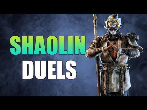 [For Honor] Marching Fire Shaolin Duels