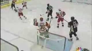 DET vs. PIT (Game 3, 5-28-08) (Crosby Scores Again)