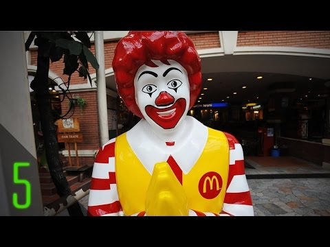 5 Darkest McDonald's Secrets
