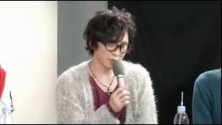 水島大宙さん「・・・」阿部敦さん大爆笑 ボーイフレンド(仮)1周年 阿部敦 検索動画 35