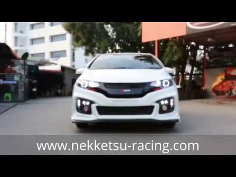 ชุดแต่ง Jazz GK 2014 Mugen RS จาก NEKKETSU racing