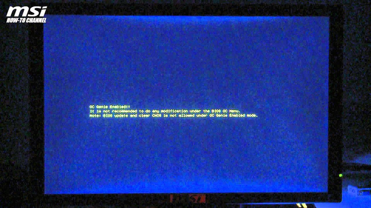 MSI 870U-G55 OverClocking Center Treiber Windows 10