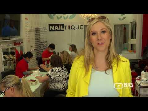 Nailtique, a Nail Salon in Gold Coast for Gel Nails, Shellac Nails or for Nail Art