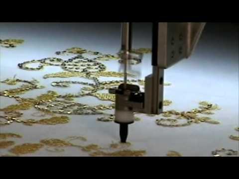 Машинка для вышивки бисера