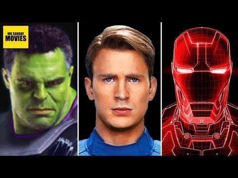 Six Highly Likely Avengers: Endgame Theories