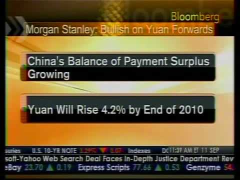 The Currency Report - Chinese Yuan - Bloomberg