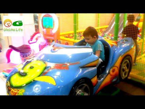 ВЛОГ: Детский день.  Детская комната развлечений.