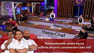 Şeflerin sürprizi yarışmacıları şoke etti! | 14. Bölüm | MasterChef Türkiye
