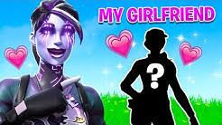 meet my NEW girlfriend!!