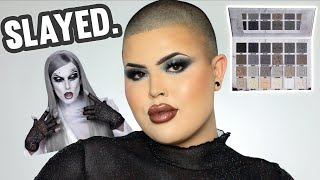 I'M BACK!!! CREMATED PALETTE & WHERE HAVE I BEEN
