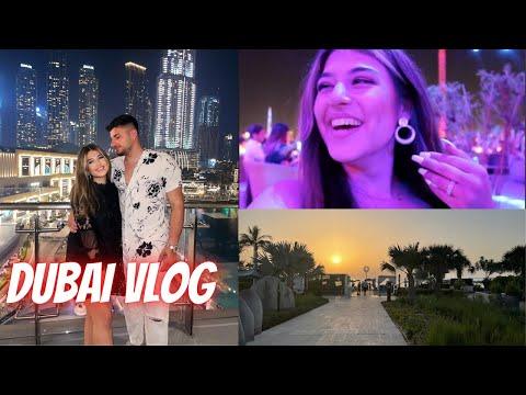 DUBAI VLOG #1 / BAR'S, FOOD & BEACHCLUB's  mit @Azizam Stories & @Sara & Dolunay