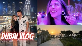 DUBAI VLOG #1 / BAR'S, FOOD & BEACHCLUB's  mit @Azizam Stories & @Sara & Dolunay