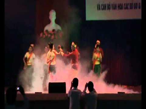múa gáo dừa - nha trang