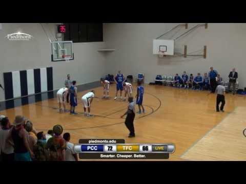 NCCAA Men's South-Regional Basketball Tournament - Game #3