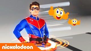 Крестики-нолики | Опасный Генри | Nickelodeon Россия