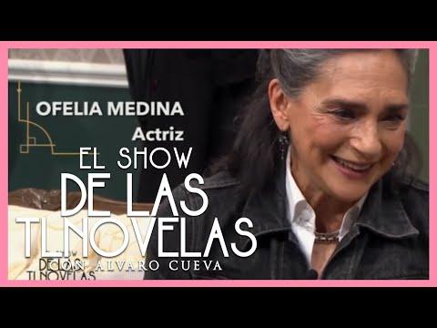 Ofelia Medina confiesa que Enrique Álvarez, hijo de María Félix, le pidió matrimonio | tlnovelas