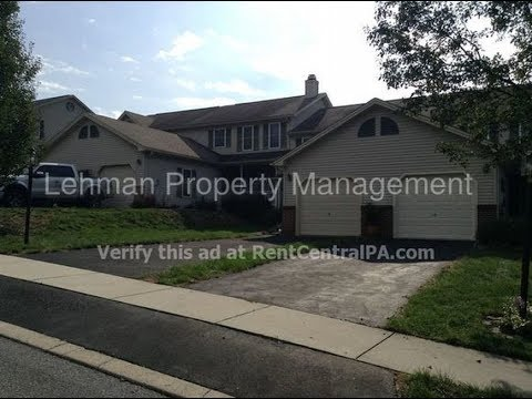 Mechanicsburg Townhomes For Rent 3br 5ba By Lehman Property Management