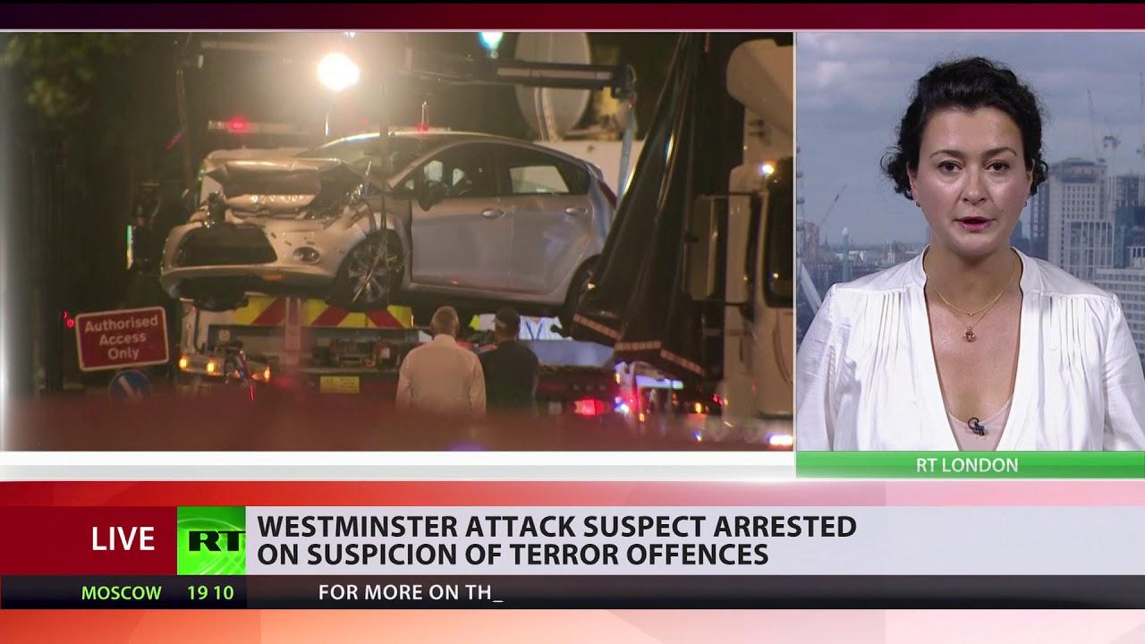 Suspect in London Parliament car crash is UK citizen of Sudanese origin – media