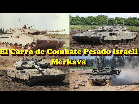 El Carro De Combate Pesado Israelí Merkava