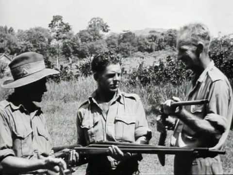 1945 Kuching Borneo some weeks after Japanese Surrender