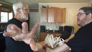 ANGRY GRANDPA HATES PICKLEBOY!