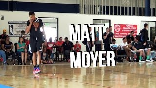Matt Moyer at the Cream of the Crop Tournament In Cali!! [Syracuse Commit]