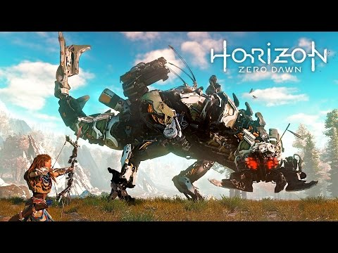 Horizon Zero Dawn - THE PROVING!!  (HORIZON ZERO DAWN Gameplay Walkthrough Part 2)