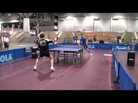 Feng Yijun vs Bowen Chen Juniors 8's
