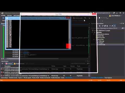 Programmer des jeux C++   SFML   Tuto 7   scrolling