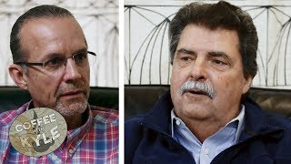 NASCAR's Mike Helton talks losing Dale Earnhardt with Kyle Petty | Coffee with Kyle | NBC Sports