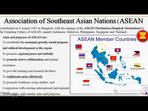 What is Association of Southeast Asian Nations (ASEAN)