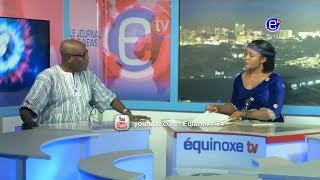 THE 6PM NEWS(Guests: Barr Fru John Nsoh & Franklin KEVIN) FRIDAY JANUARY 11th 2019 - EQUINOXE TV