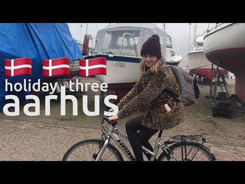 aarhus holiday vlog | is there more to denmark than copenhagen?