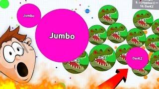 lol funny gameplay - SOLO AGARIO GAMEPLAYS  | Agar.io