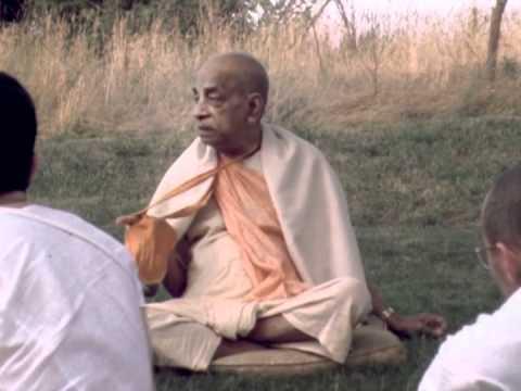 Life of a Vedic(HINDU) Saint- Swami Prabhupada