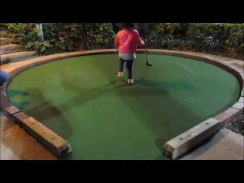 How To Win At Mini Golf