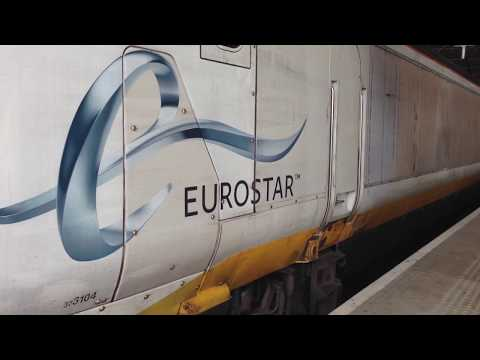 St Pancras Eurostar and TGV to Paris Disney via Lille