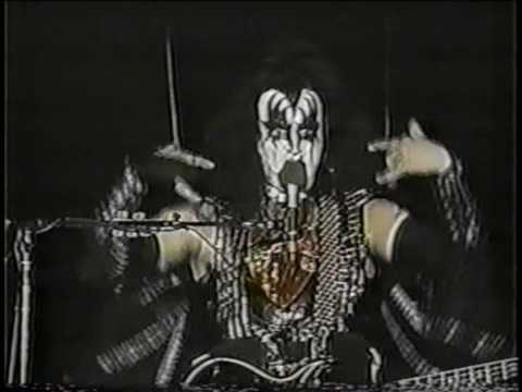 KISS - Gene Simmons Bass Solo / God Of Thunder with Ed Kanon - Columbus 1997 - Lost Cities Tour (HQ)