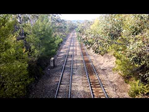 ESPEE Railroad Services train 8370 Belair