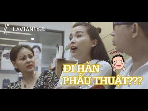 Hành trình phẫu thuật thẩm mỹ của người nổi tiếng | Cao Thái Hà, Trương Quỳnh Anh, Lê Giang | LAVIAN