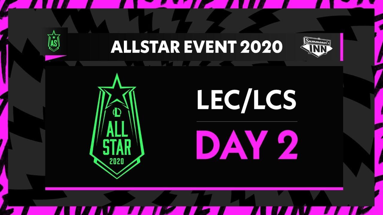 All Stars Event 2020 - LPL/LCK Tag 2 [GER]