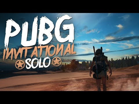PUBG Gamescom Invitational Day 1: Solo Tournament! (PLAYERUNKNOWN'S BATTLEGROUNDS)