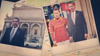 #ObamainItalia. Con il Presidente Obama per le strade di Roma...