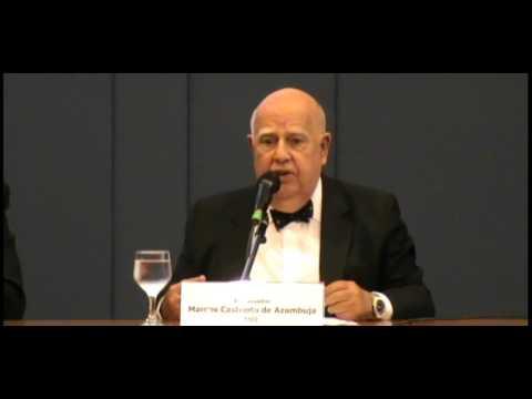 Percursos Diplomáticos - Emb  Marcos Azambuja - 26/05/2017