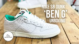 BEN-G X DUNK SB LOW 'LUCID GREEN'
