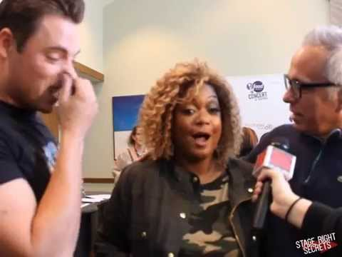 Food Network Stars Interview with Jeff Mauro, Sunny Anderson, and Geoffrey Zakarian!