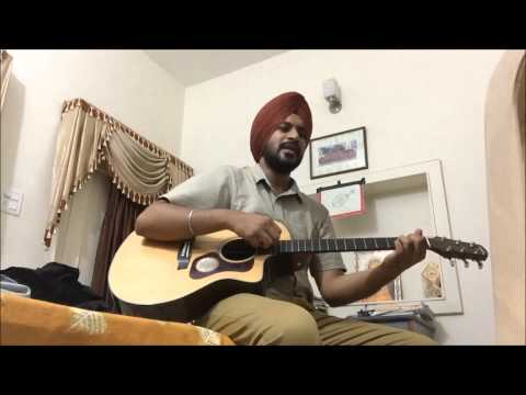 Scooby Dooby Doo Acoustic Guitar Cover | Angadjeet Singh