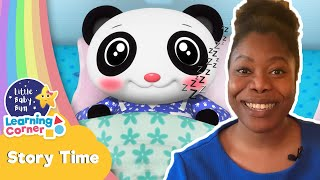 Learn Bedtime Routine  - Story Time | Story Corner  | Learning Videos For Kids | Home School Cartoon