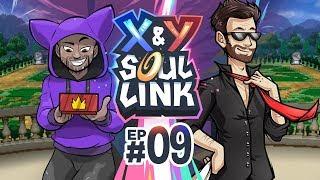 Snorlax and Anime | Pokémon X & Y Soul Link Randomized Nuzlocke w/ TheKingNappy Ep 09